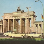 1 kalenderbillede jan-1 1960 Brandenburger Tor
